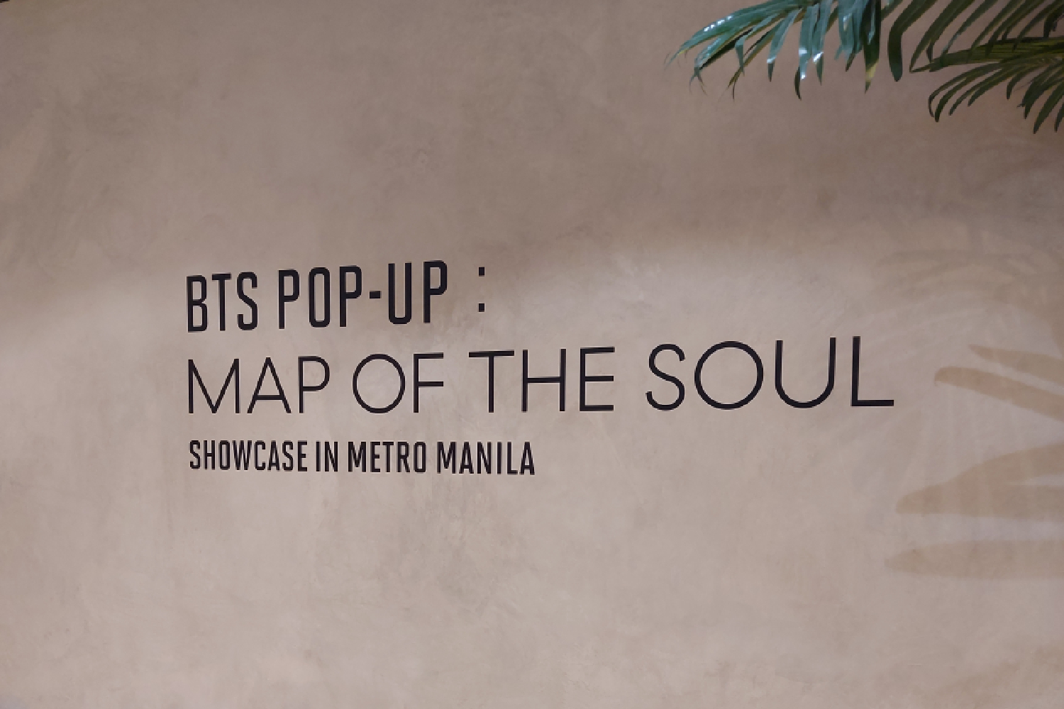 BTS Pop-up: Map of the Soul Showcase in Metro Manila extended till October 31